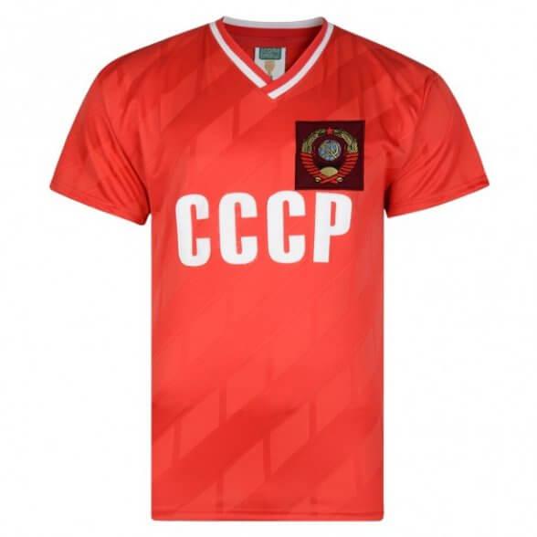 Maillot rétro CCCP URSS 1986