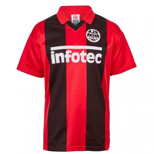 Maillot Eintracht Frankfurt 1982/83