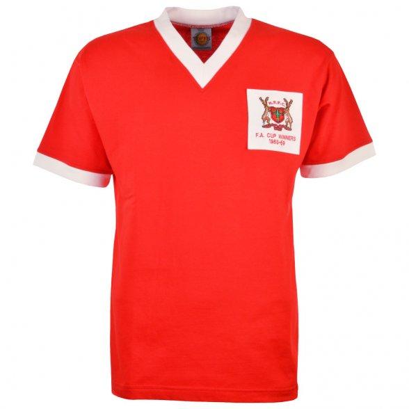 Maillot rétro Nottingham Forest 1959