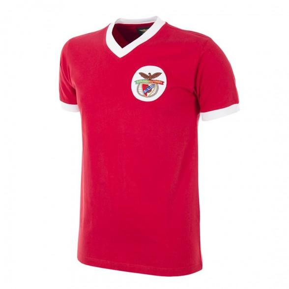 Maillot rétro SL Benfica 1974/75