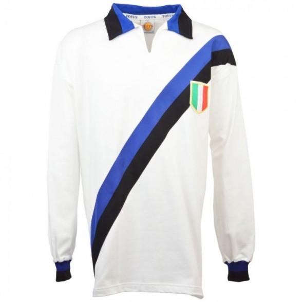 Inter Milan Maillot Rétro Scudetto 1963/1964 blanc