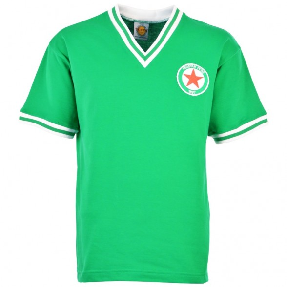 Maillot Red Star Paris 1970