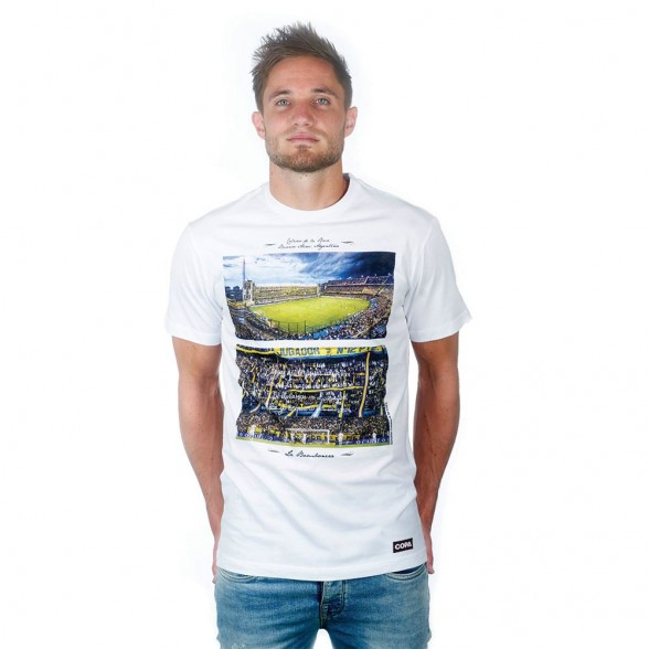 La Bombonera T-Shirt   White