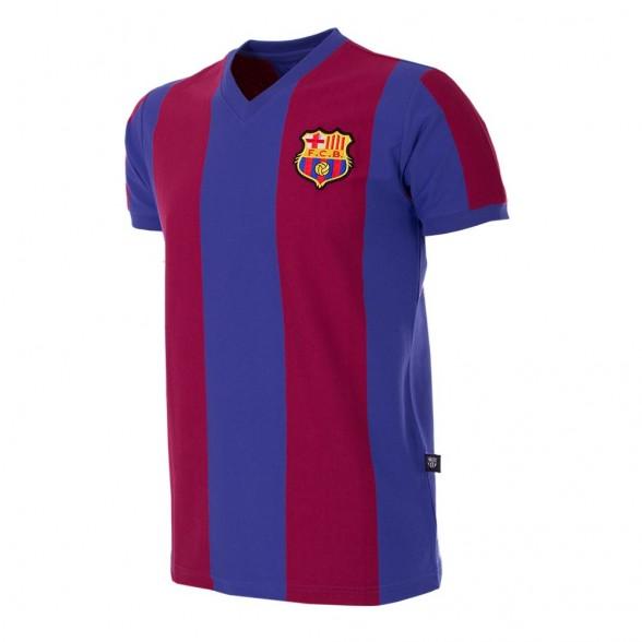 Maillot rétro FC Barcelona années 70