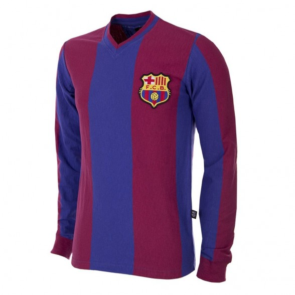 Maillot rétro FC Barcelona 1916/17