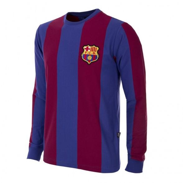 Maillot rétro FC Barcelona 1973/74
