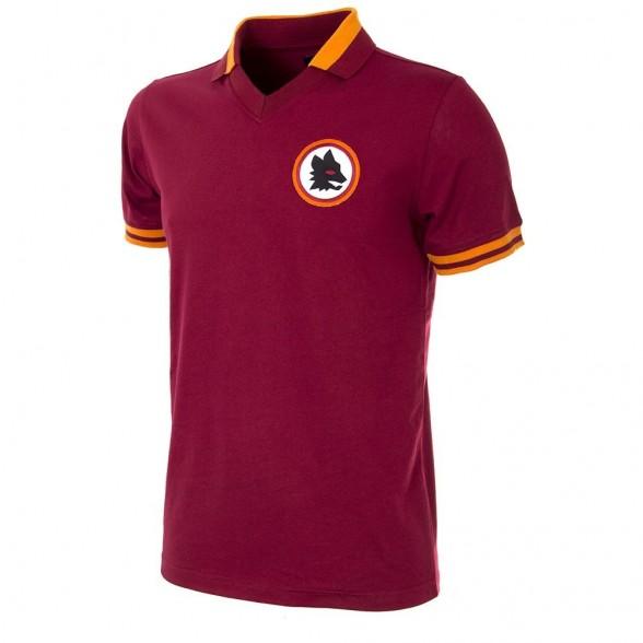 Maillot rétro AS Roma 1977/78