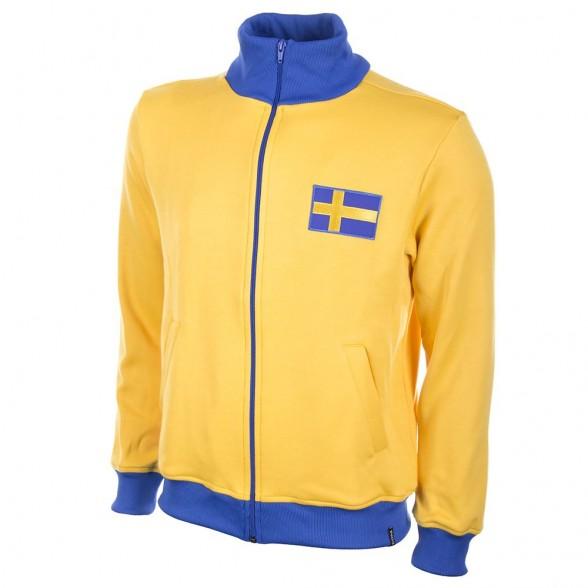 Veste rétro Suède années 70