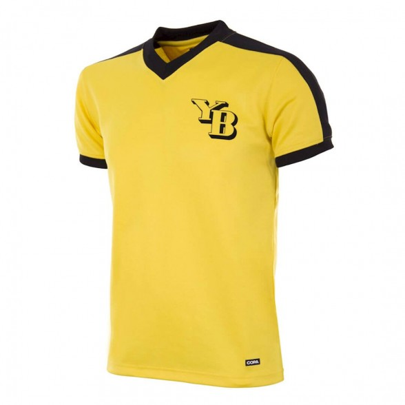 Maillot rétro BSC Young Boys 1975-76