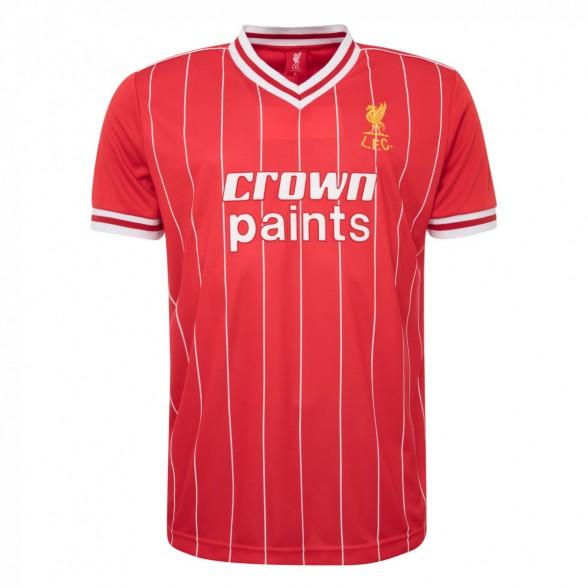 Maillot rétro Liverpool 1982/83