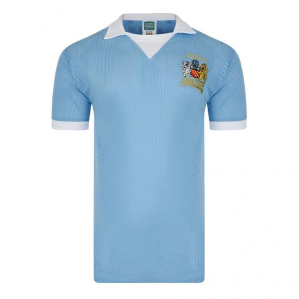 Maillot rétro Manchester City 1976