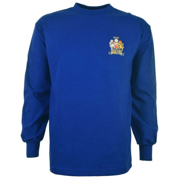 Maillot rétro Manchester United 1968 European Cup Final