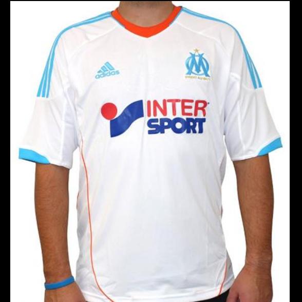 Maillot rétro Olympique Marseille 2012-2013