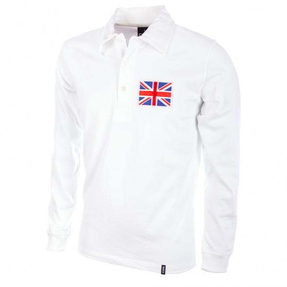 Maillot Royaume Uni équipe olympique 1908