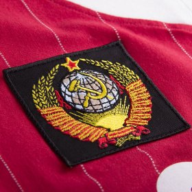Maillot rétro CCCP URSS 1982