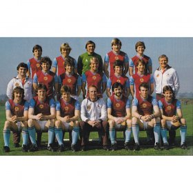 Aston Villa 1982 Champions of Europe retro football shirt