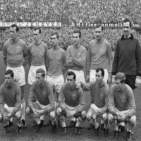 Maillot historique Pay-Bas 1966