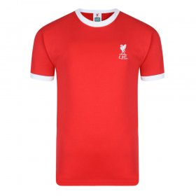 Maillot rétro Liverpool 1973