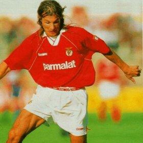 Maillot rétro SL Benfica 1994-95