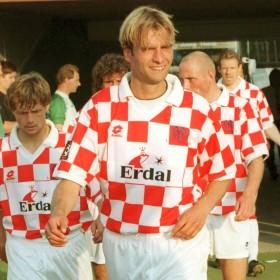Maillot FSV Mainz 05 1996/97