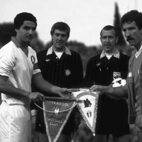 Maillot rétro AS Roma 1984