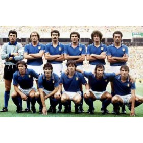 Maillot rétro Italie Mondial 1982