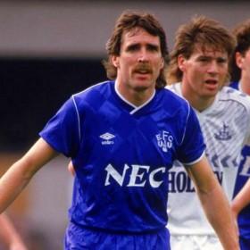 Maillot rétro Everton 1987