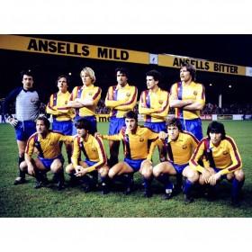 FC Barcelona 1981-82 Away retro shirt