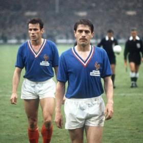 Maillot rétro France 1966 | Enfant
