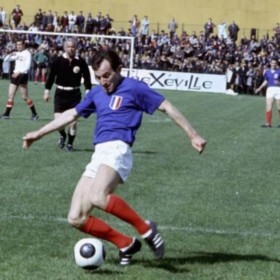 Maillot rétro France JO 1968