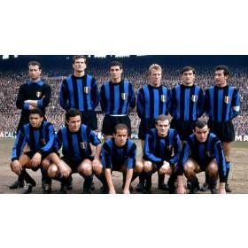 Maillot rétro Inter Milan 1964/65