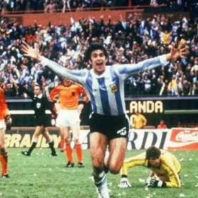 Maillot Football Argentine 1978