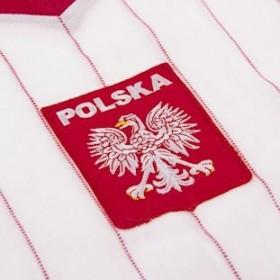 Maillot rétro Pologne 1982