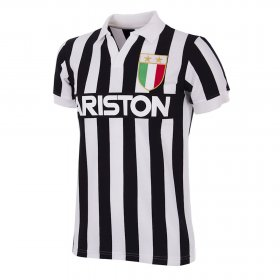 Maillot rétro Juventus 1984/85