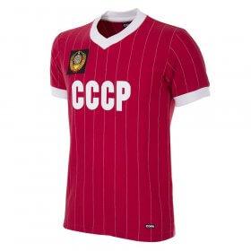 Maillot rétro CCCP URSS 1982