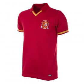 Maillot rétro Espagne 1990