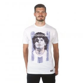 SoccerRocker x COPA T-shirt | White