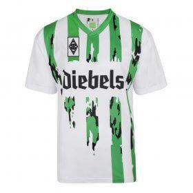 Maillot Borussia Mönchengladbach finale de la Coupe 1995