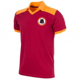 Maillot rétro AS Roma 1980