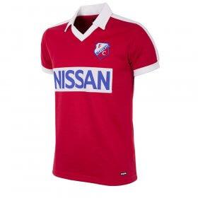 Maillot rétro FC Utrecht 1987/88