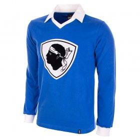 Maillot rétro SC Bastia 1977-78