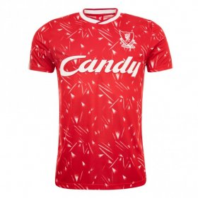 Maillot rétro Liverpool 1989/91