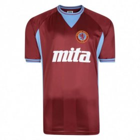 Maillot rétro Aston Villa 1984-85