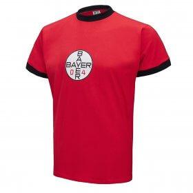 Bayer 04 Leverkusen retro Trikot