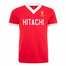 Maillot rétro Liverpool 1977-78
