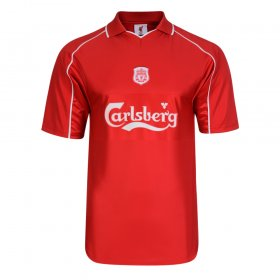 Maillot rétro Liverpool 2000