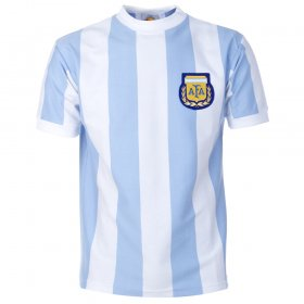 Maillot rétro Argentina 86