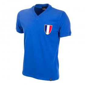 Maillot rétro France JO 1968