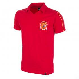 Maillot rétro Espagne années 80