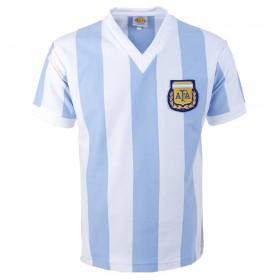 Maillot rétro Argentina 1982
